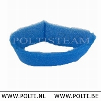 M0003113 - Schuim waterfilter, blauw