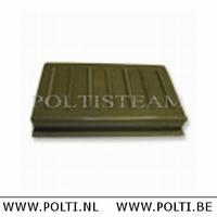 M0S02378 - Beschermbakje Strijkijzer met siliconen strips